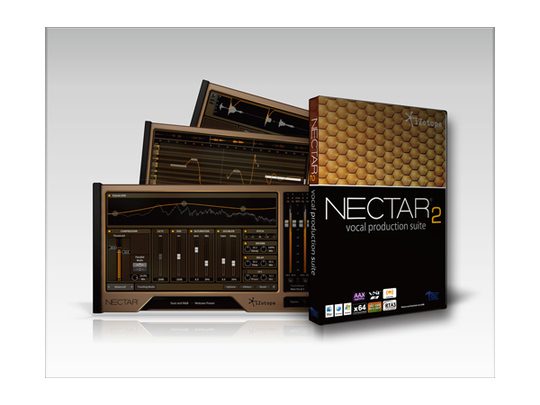 iZotope ( アイゾトープ ) Nectar2 Production Suite