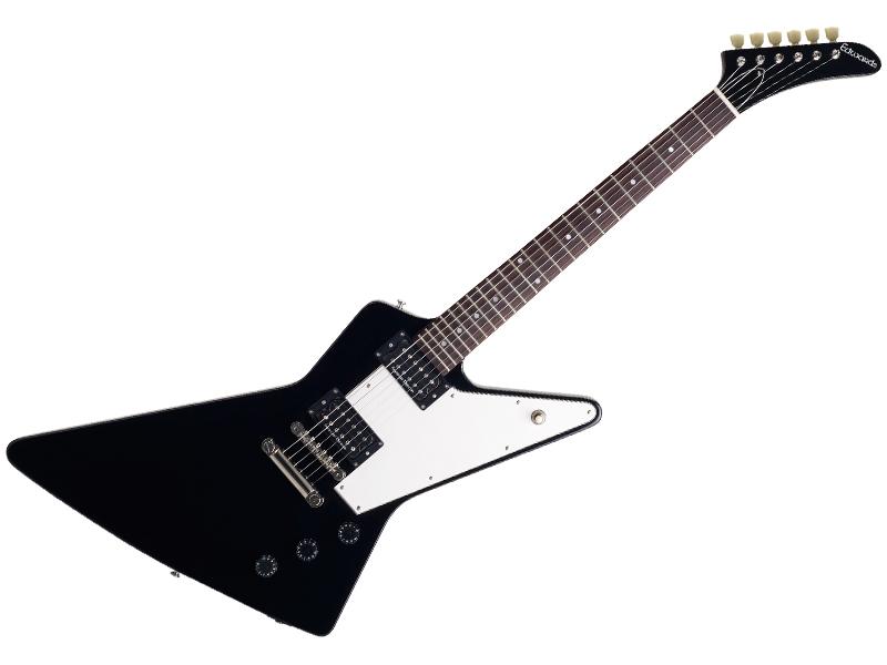 激安特価 EDWARDS ( エドワーズ エドワーズ ) ) E-EX-120D (Black E-EX-120D )【エレキギター】, YOSHIKI P2インターネットショップ:1d6971ba --- todoastros.com