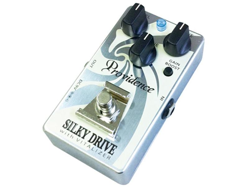 Providence SILKY DRIVE SLD-1F【 オーバードライブ WO 】