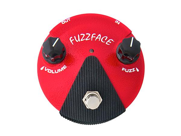 Jim Dunlop ( ジムダンロップ ) Fuzz Face Mini Germanium FFM2 ◆ ミニ・ファズフェイス