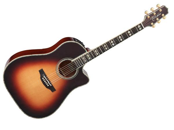 TAKAMINE ( タカミネ ) DMP800 DAS ◆ エレアコ ( ピックアップ搭載 アコースティックギター )