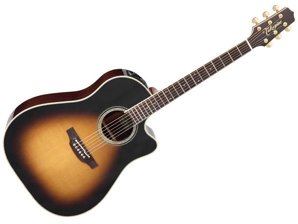 TAKAMINE ( タカミネ ) PTU841C TBS ◆ エレアコ ( ピックアップ搭載 アコースティックギター )
