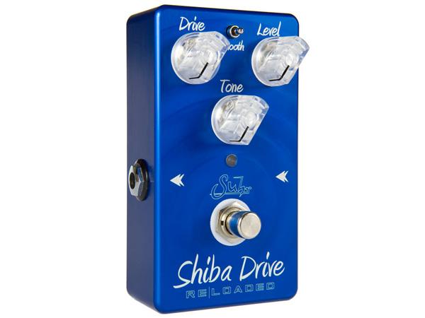 Suhr ( サー ) Shiba Drive Reloaded ◆ コンパクトエフェクター オーバードライブ