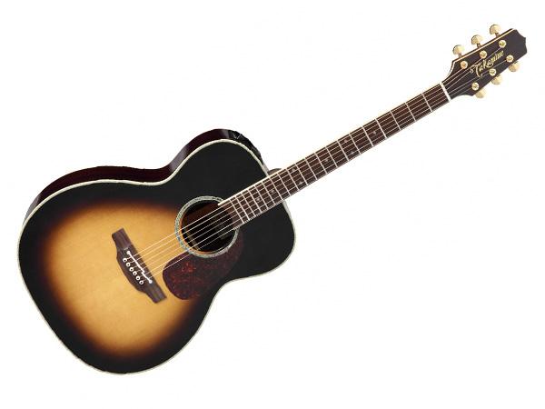 TAKAMINE ( タカミネ ) PTU741 TBS ◆ エレアコ ( ピックアップ搭載 アコースティックギター )