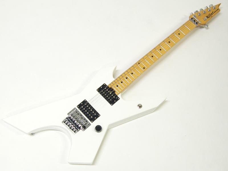Killer ( キラー ) KG-EXPLODER(SW)【キラーギター】【GS412B プレゼント 】