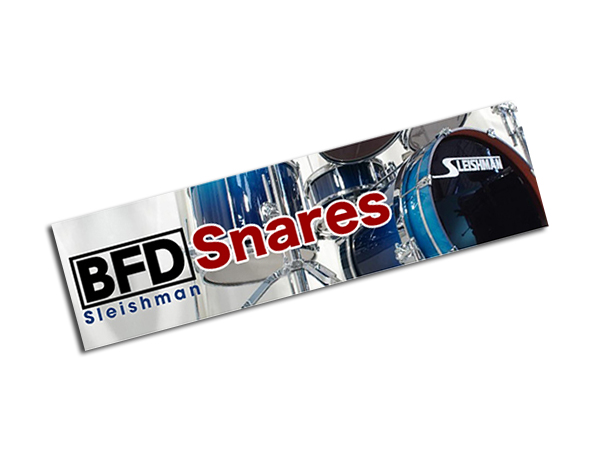 FXpansion (evexpansion) Expansion Pack:BFD Sleishman Snares ◆