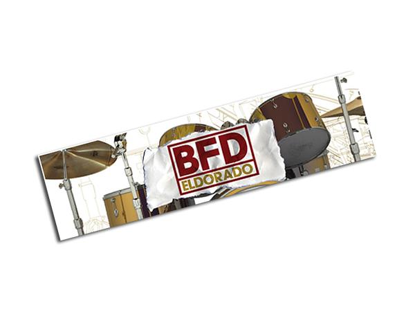 fxpansion ( エフエックスパンション ) Expansion Pack:BFD Eldorado ◆【BFD3でもご使用頂けます!】
