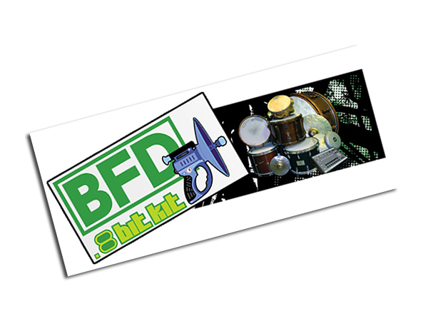 fxpansion ( エフエックスパンション ) Expansion Pack: BFD 8 Bit Pack ◆【BFD3でもご使用頂けます!】