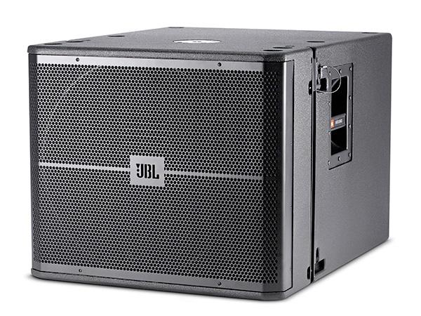 JBL ( ジェイビーエル ) VRX918S (1本) ◆ サブウーファー スピーカーシステム [ VRX900 series ][ 送料無料 ]