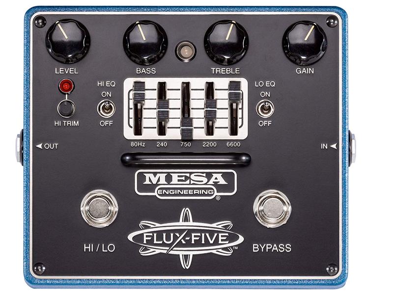 Mesa Boogie ( メサ・ブギー ) FLUX-FIVE 【オーバードライブ】 ◆ メサブギー コンパクトエフェクター