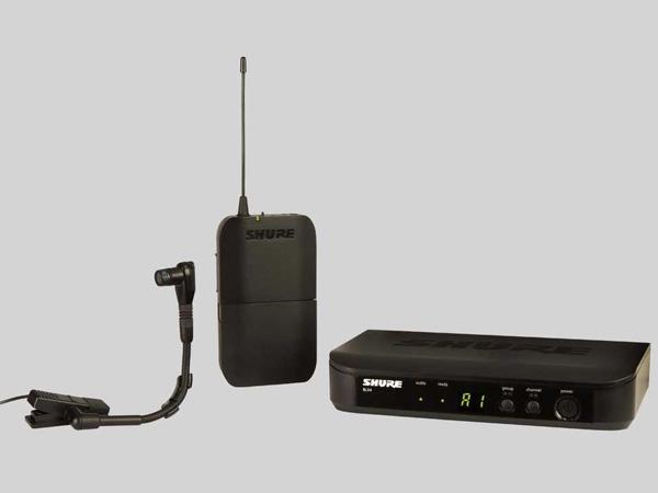 SHURE ( シュア ) BLX14/BETA98H ◆ 楽器用 ワイヤレスシステム [ ワイヤレスシステム 関連商品 ][ 送料無料 ]