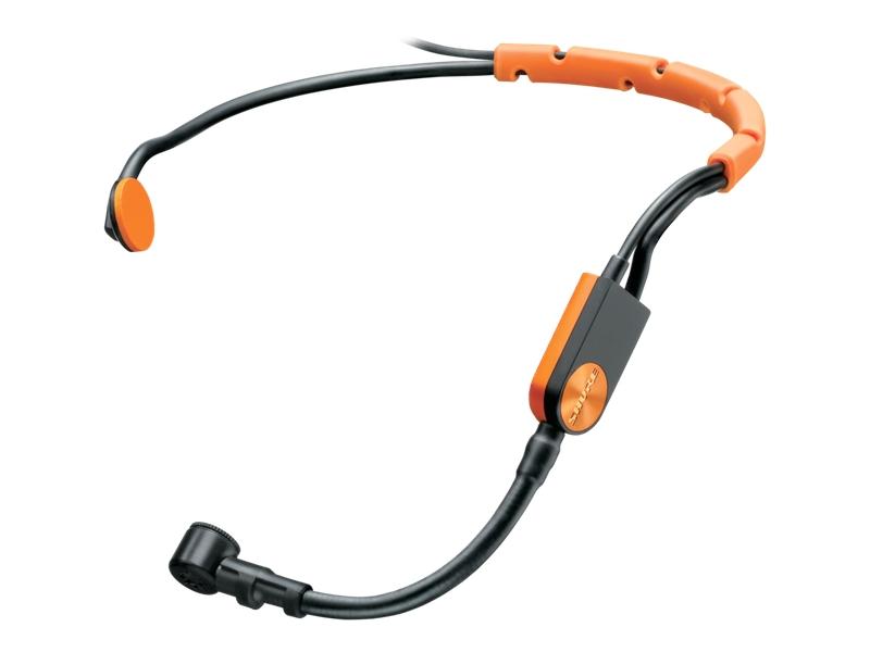 SHURE ( シュア ) SM31FH-TQG ◆ フィットネスヘッドセット コンデンサーマイクロホン [ ワイヤレスシステム 関連商品 ]