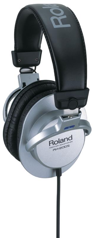 Roland ( ローランド ) RH-200S 密閉ダイナミック型ヘッドホン