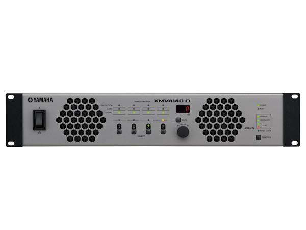 YAMAHA ( ヤマハ ) XMV4140-D ◆ パワーアンプ ( ハイ・ロー兼用 ) ・4チャンネルモデル [ XMV series ][ 送料無料 ]