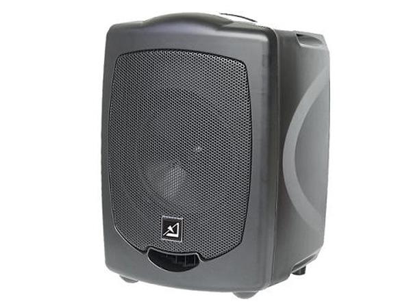 AZDEN ( アツデン ) APS-30 (U) ◆ 800MHz ワイヤレス レシーバー内蔵 パワードスピーカー [ ワイヤレスシステム 関連商品 ]
