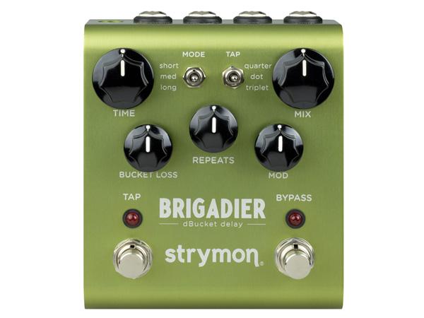 ブリガディール STRYMON ストライモン BRIGADIER 新発売 メイルオーダー