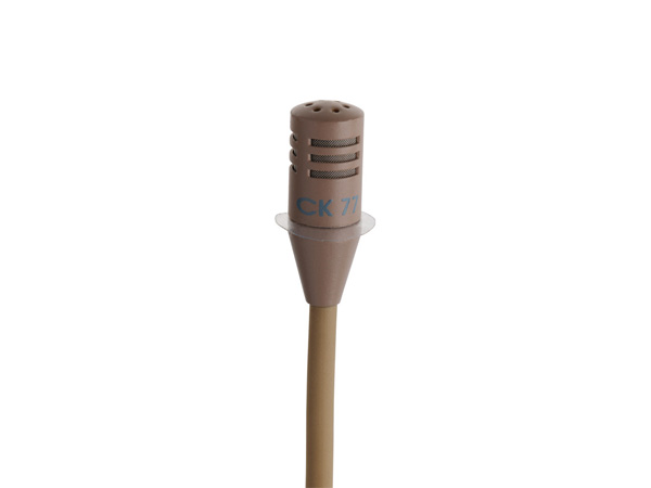AKG ( エーケージー ) CK77 WR L/P ◆ AKGワイヤレスシステム用マイク 高品位ラベリア・マイクロホン [ ワイヤレスシステム 関連商品 ][ 送料無料 ]