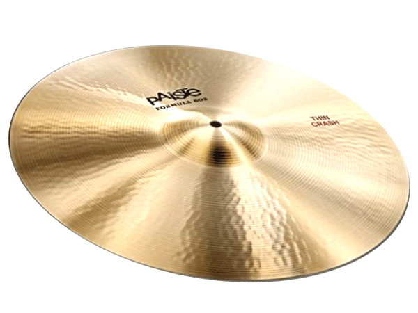 Paiste ( パイステ ) FORMULA 602 CLASSIC SOUNDS THIN CRASH 22