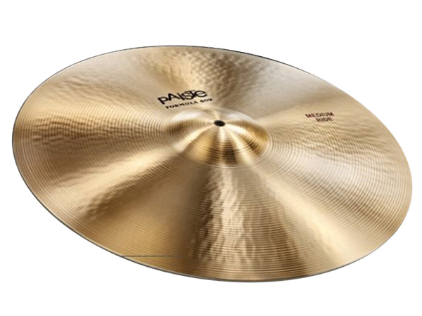 Paiste ( パイステ ) FORMULA 602 CLASSIC SOUNDS MEDIUM RIDE 20