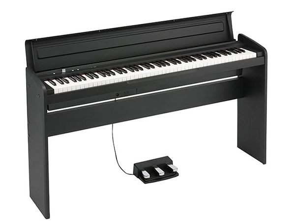KORG ( コルグ ) LP-180 BK【ブラック】 ◆ 【電子ピアノ】【88鍵盤】【キーボード】