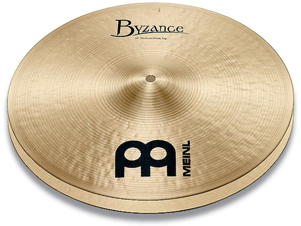 Meinl ( マイネル ) B14HH(PAIR) ☆ Byzance Traditional ヘヴィハイハット