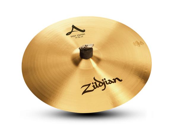 Zildjian ( ジルジャン ) A Zildjian Fast Crash 16 【ファスト・クラッシュ・シンバル】【キーホルダープレゼント/ID:119108 】