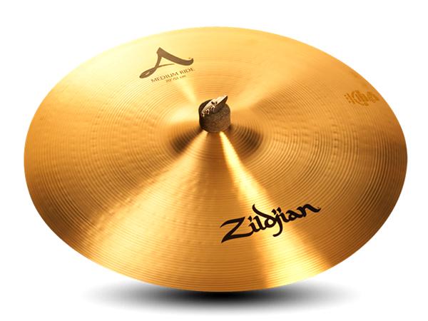 Zildjian ( ジルジャン ) A ZILDJIAN Medium Ride 20