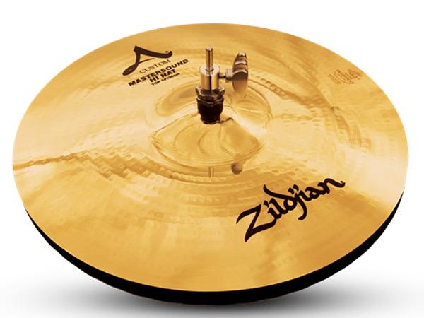 Zildjian ( ジルジャン ) A CUSTOM Master Sound Hi-Hats 15