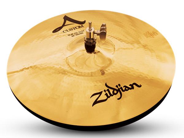 Zildjian ( ジルジャン ) A CUSTOM Hi-Hats 14