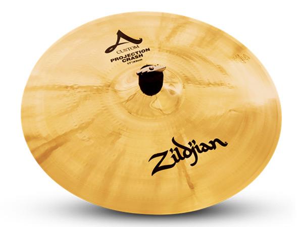 Zildjian ( ジルジャン ) A Custom Projection Crash 16 【クラッシュ シンバル 】【キーホルダープレゼント/ID:119108 】