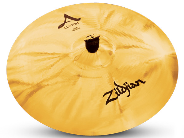 Zildjian ( ジルジャン ) A CUSTOM Ride 20