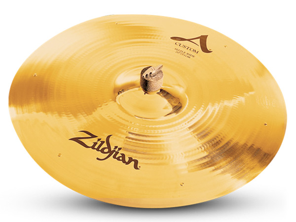 Zildjian ( ジルジャン ) A CUSTOM Sizzle Ride 20
