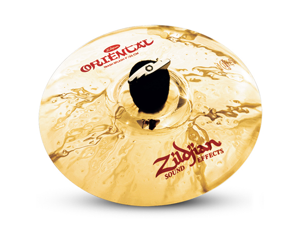 Zildjian ( ジルジャン ) ORIENTAL Trash Splash 9