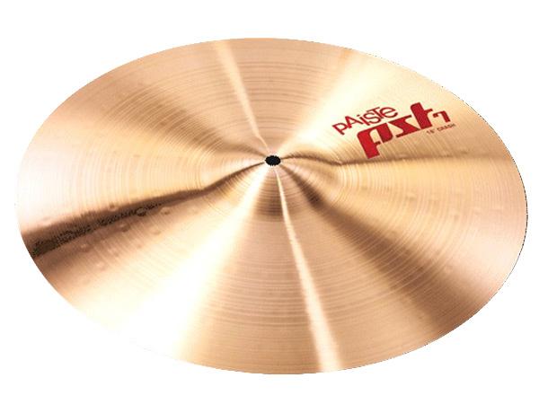 Paiste ( パイステ ) PST7 CRASH 16【クラッシュ・シンバル 16インチ PST-7 】 ドラム・パーカッション