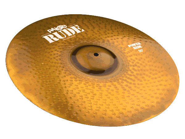 Paiste ( パイステ ) RUDE POWER RIDE 20