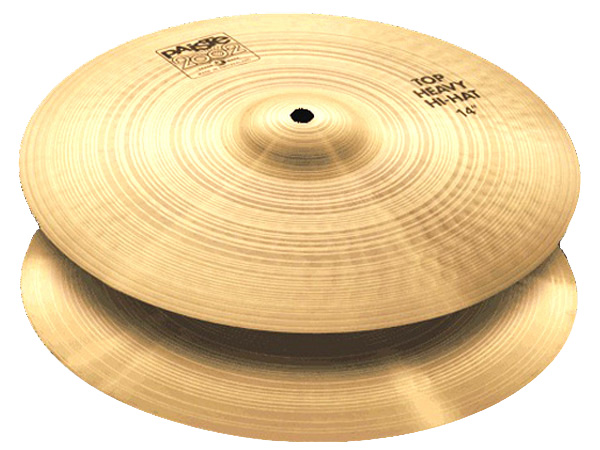 Paiste ( パイステ ) 2002 HEAVY HI-HAT 14