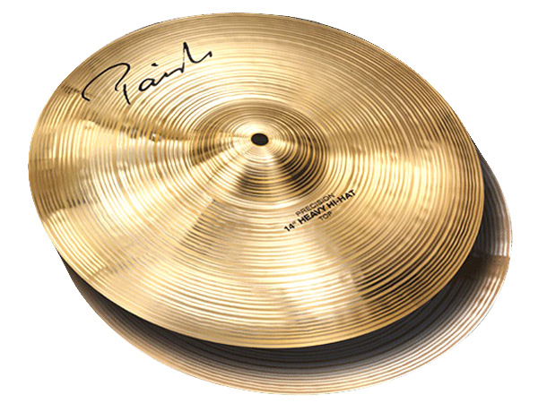 Paiste ( パイステ ) SIGNATURE PRECISION HEAVY HI-HAT 14