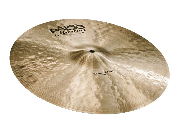 Paiste ( パイステ ) MASTERS DARK CRASH 20
