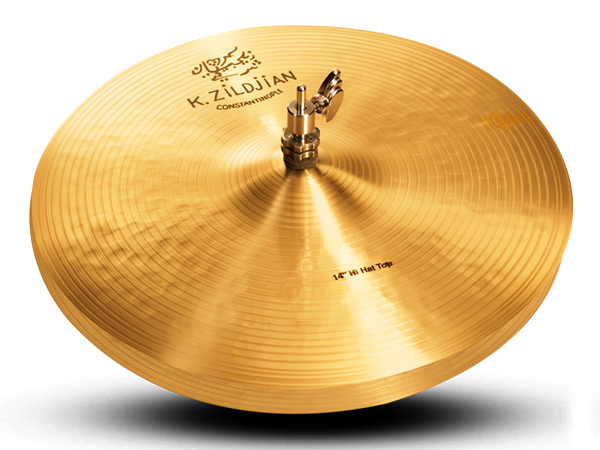 Zildjian ( ジルジャン ) K CONSTANTINOPLE Hi-Hats 14