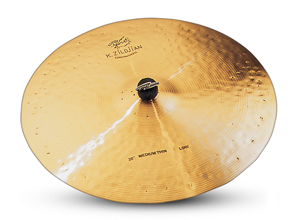 Zildjian ( ジルジャン ) K CONSTANTINOPLE Medium Thin Ride Low 22