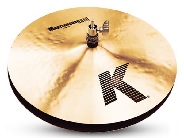 Zildjian ( ジルジャン ) K ZILDJIAN Master Sound Hi-Hats 14