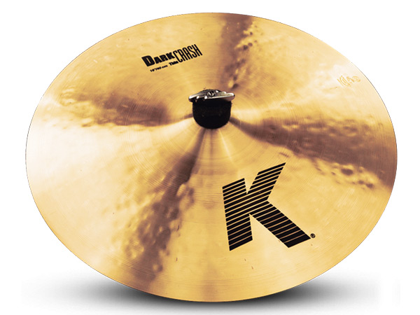 Zildjian ( ジルジャン ) K ZILDJIAN Dark Crash Thin 17