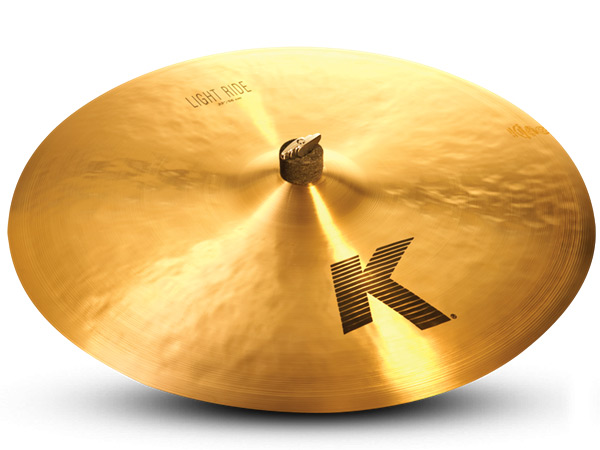 Zildjian ( ジルジャン ) K ZILDJIAN Light Ride 24