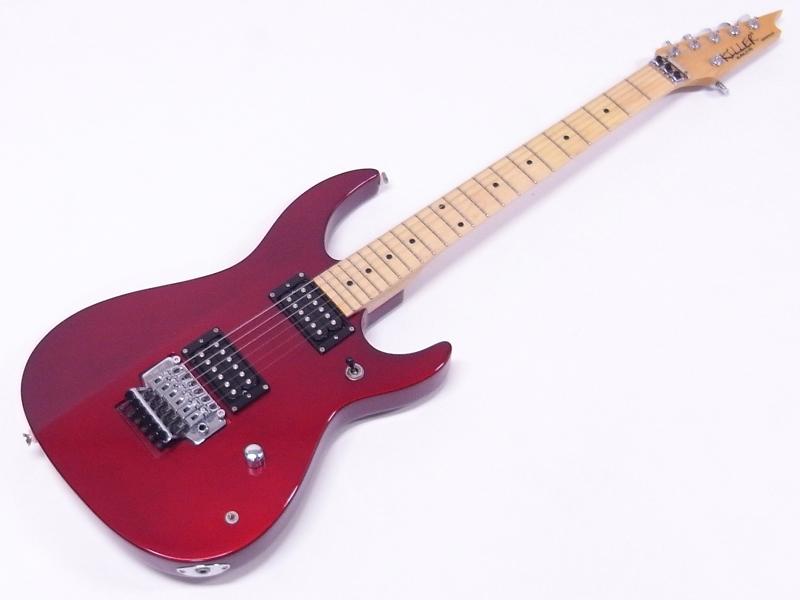 Killer ( キラー ) KG-SERPENT(DR)【キラーギター】【GS412B プレゼント 】