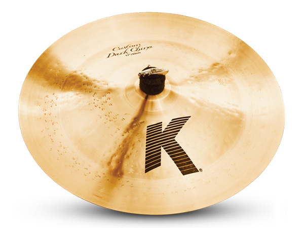 Zildjian ( ジルジャン ) K CUSTOM Dark China 17