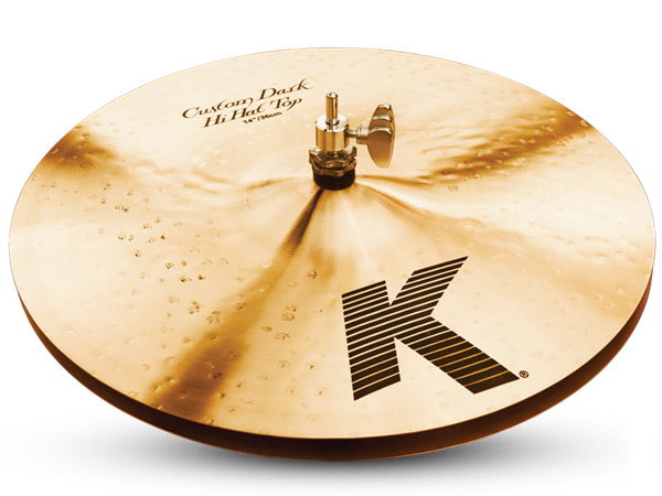 Zildjian ( ジルジャン ) K CUSTOM Dark Hi-Hats 13