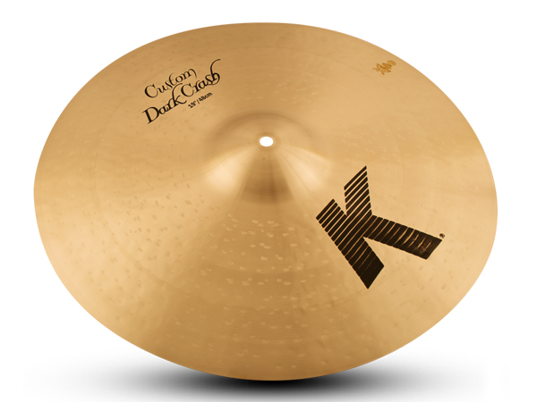 Zildjian ( ジルジャン ) K CUSTOM Dark Crash 17