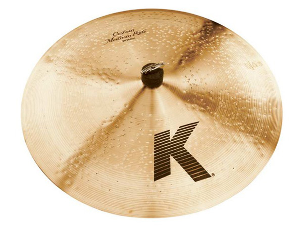 Zildjian ( ジルジャン ) K CUSTOM Medium Ride 20