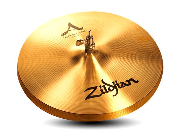 Zildjian ( ジルジャン ) A ZILDJIAN Quick Beat Hi-Hats 14