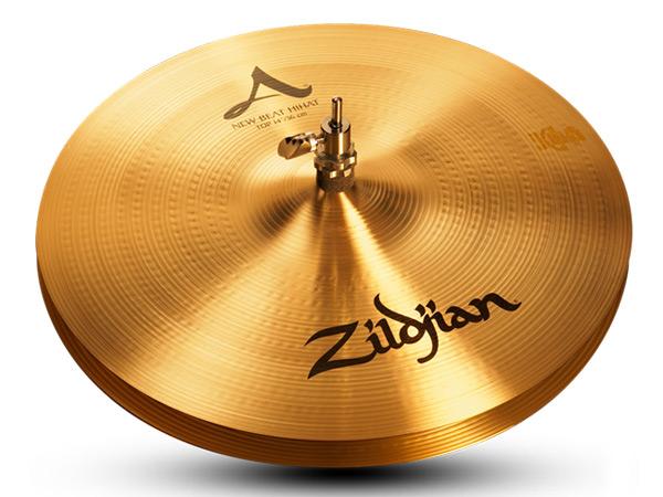 Zildjian ( ジルジャン ) A ZILDJIAN New Beat Hi-Hats 15